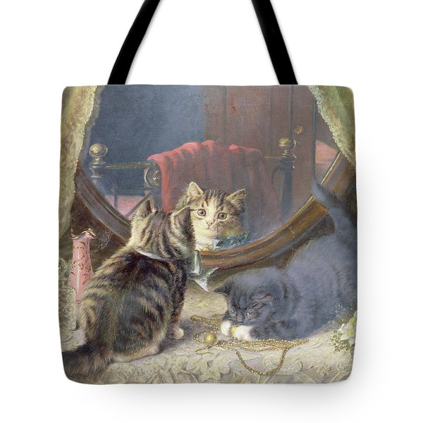 Beauties Toilet Tote Bag by Horatio Henry Couldery