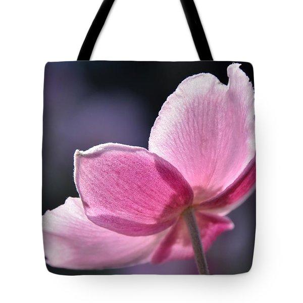 beautiful Anemone Tote Bag