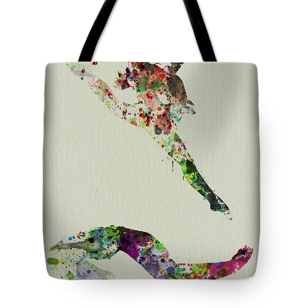 Beautiful Ballet Tote Bag