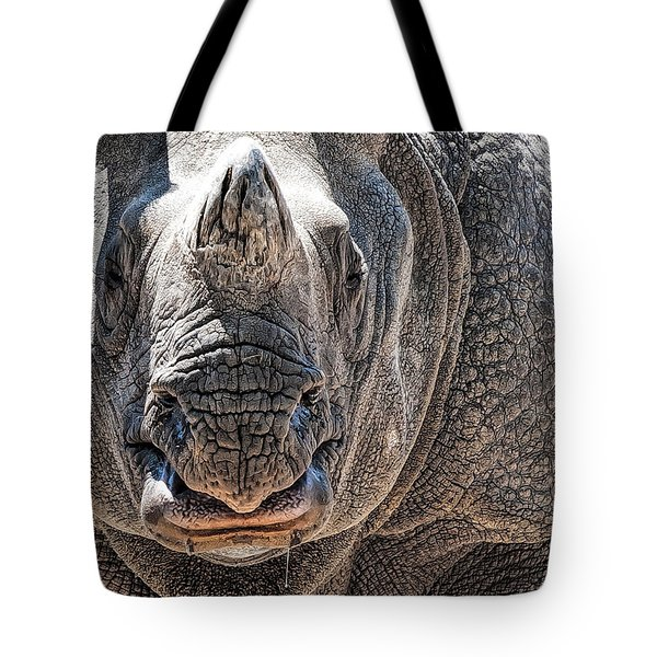 Beautiful Beast Tote Bag