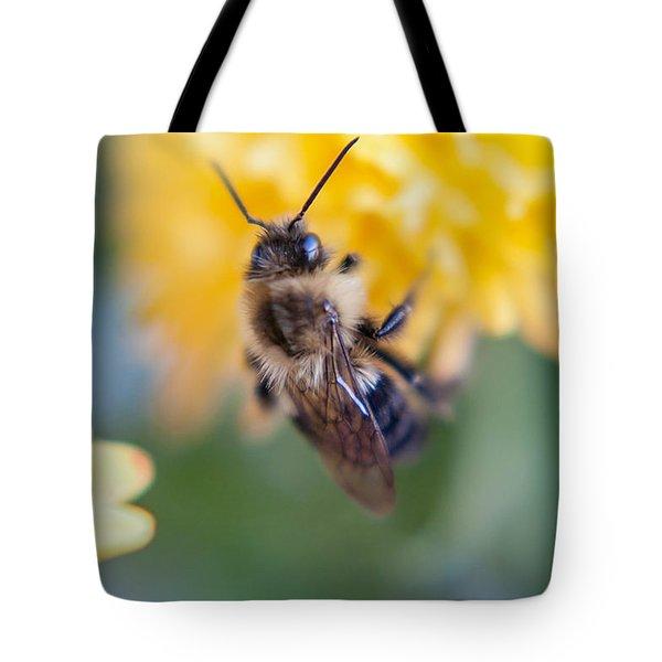 Beautiful Bee Tote Bag
