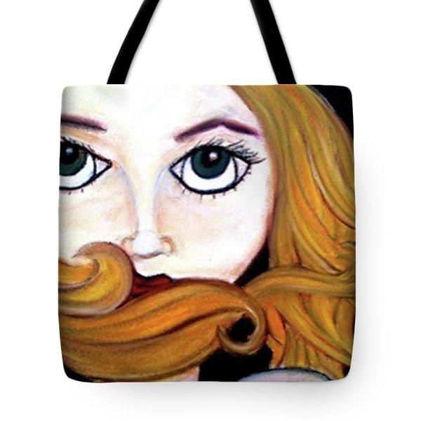 Beautiful Blonde Tote Bag