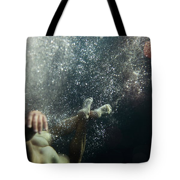Beautiful Body Tote Bag