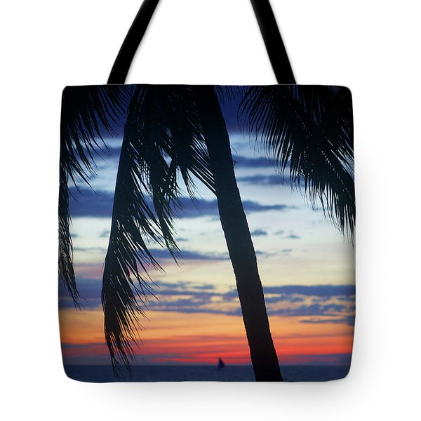 Beautiful Boracay Sunset Tote Bag