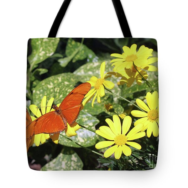 Beautiful Butterflies Tote Bag