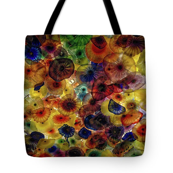 Beautiful Colors Tote Bag