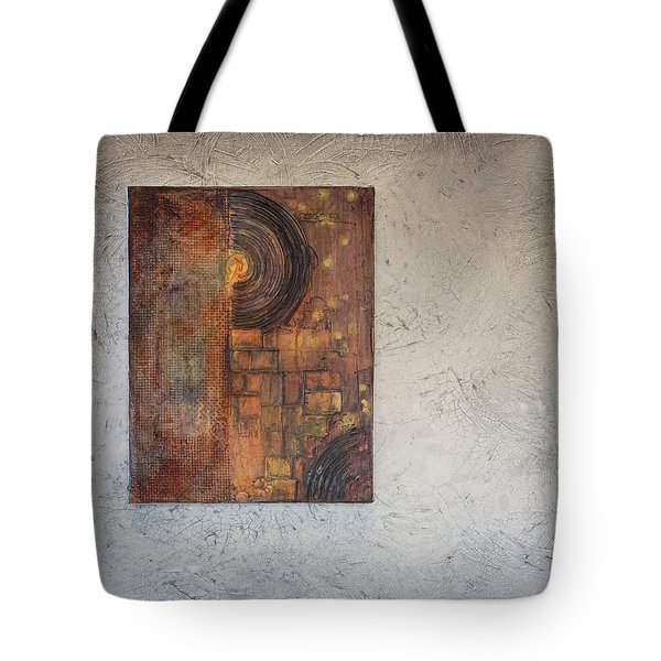 Beautiful Corrosion Too Tote Bag