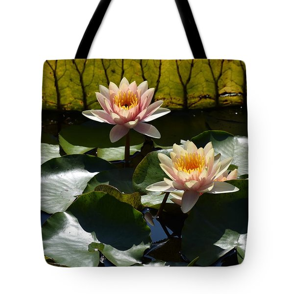 Tote Bag featuring the photograph Beautiful Dainties by Deborah  Crew-Johnson