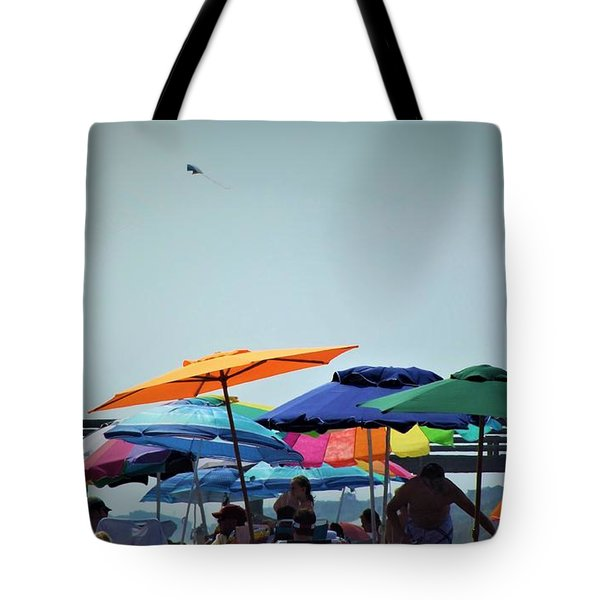 Beautiful Day For The Beach Tote Bag