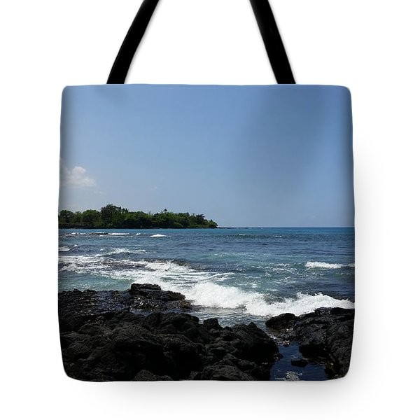 Beautiful Day Tote Bag by Pamela Walton