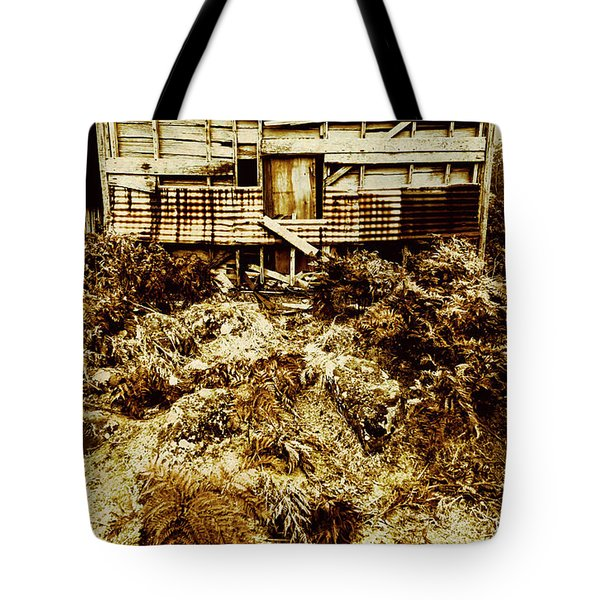 Beautiful Decay Tote Bag