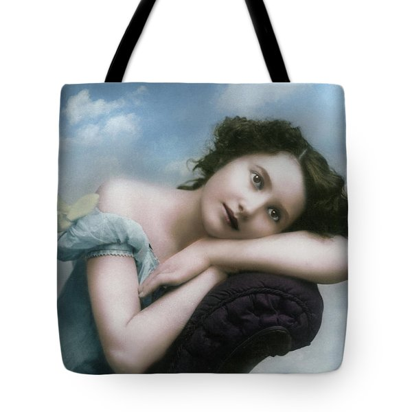 Beautiful Dreamer Tote Bag by John Rivera