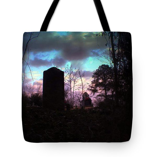 Beautiful Evening In The Graveyard Tote Bag