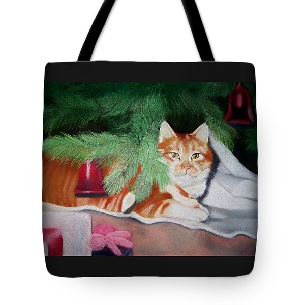 Beautiful George Tote Bag