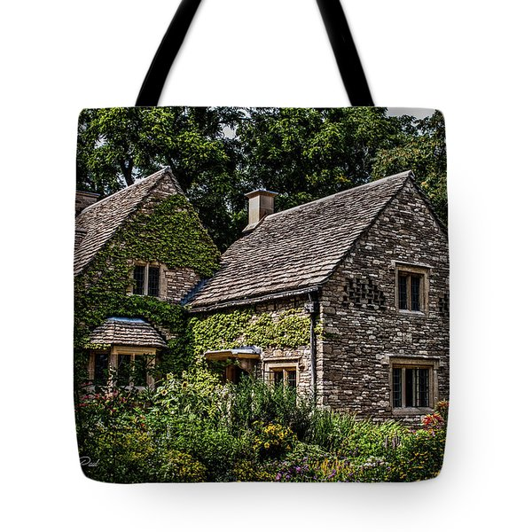 Tote Bag featuring the photograph Beautiful Home by Joann Copeland-Paul