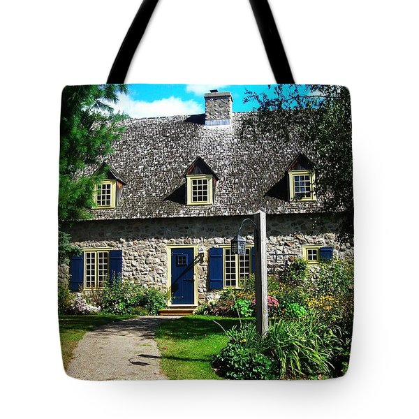Beautiful Home ... Tote Bag by Juergen Weiss