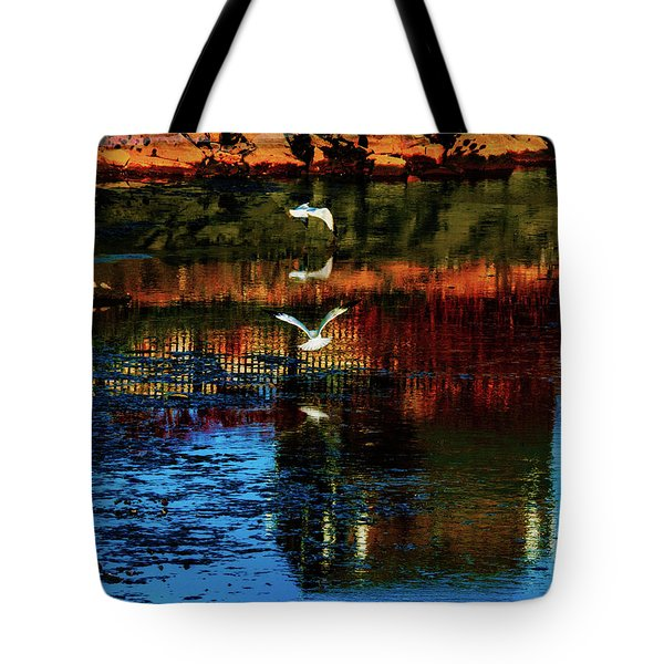 Beautiful II Tote Bag