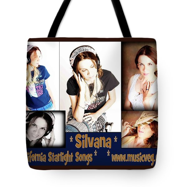 Beautiful Images Of Hot Photo Model Tote Bag by Silvana Vienne
