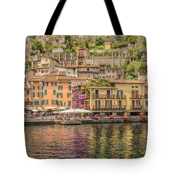 Tote Bag featuring the photograph Beautiful Italy by Roy McPeak