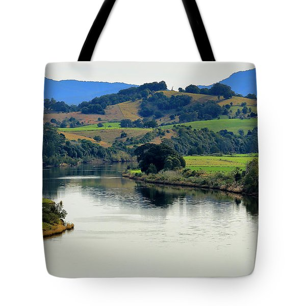 Beautiful Manning River 06663. Tote Bag