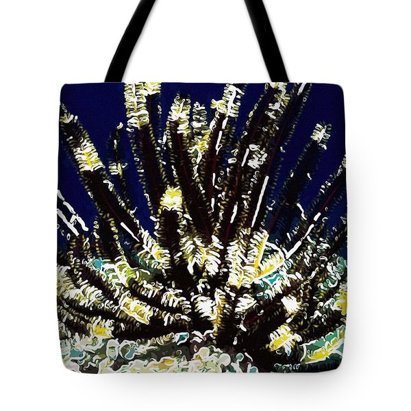 Beautiful Marine Plants 10 Tote Bag by Lanjee Chee