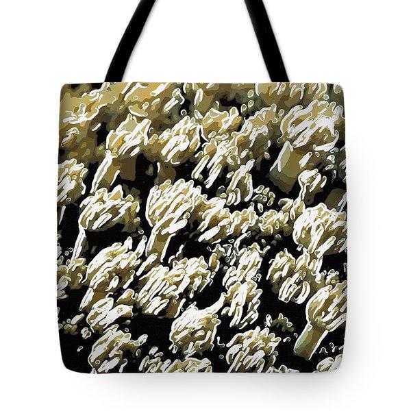 Beautiful Marine Plants 4 Tote Bag by Lanjee Chee