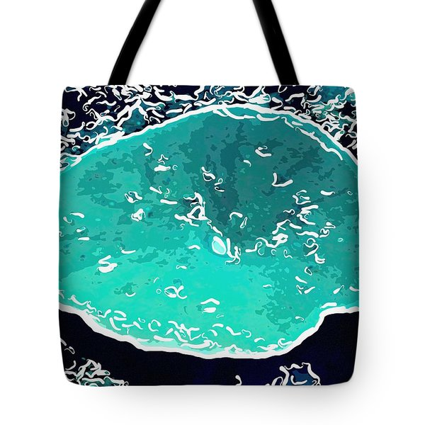 Beautiful Marine Plants 6 Tote Bag by Lanjee Chee