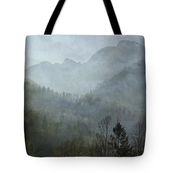 Beautiful Mist Tote Bag