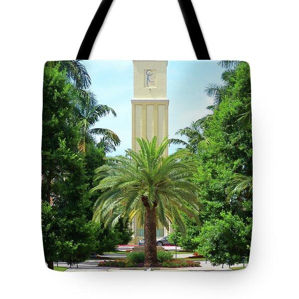 Beautiful Mizner Park In Boca Raton, Florida. #5 Tote Bag