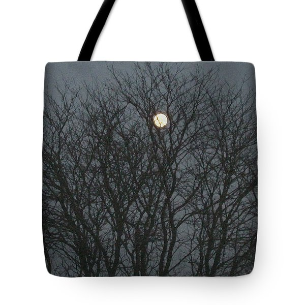 Beautiful Moon Tote Bag