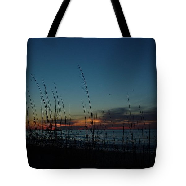 Beautiful Morning Tote Bag