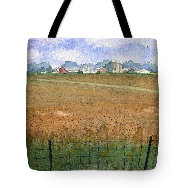 Beautiful Ohio Tote Bag by Marsha Elliott