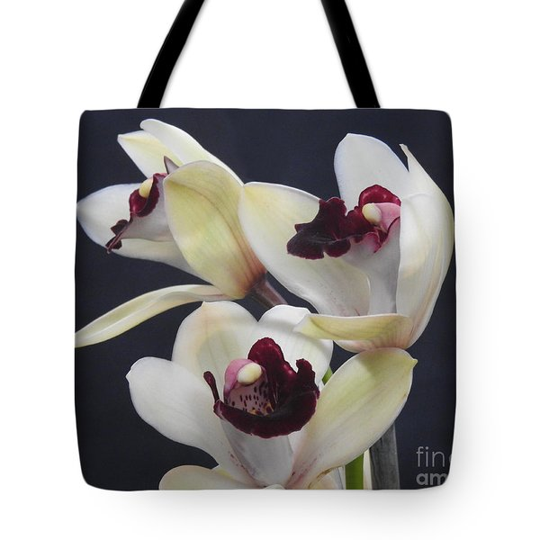 Beautiful Orchids Tote Bag