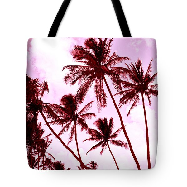 Beautiful Palms Of Maui 13 Tote Bag