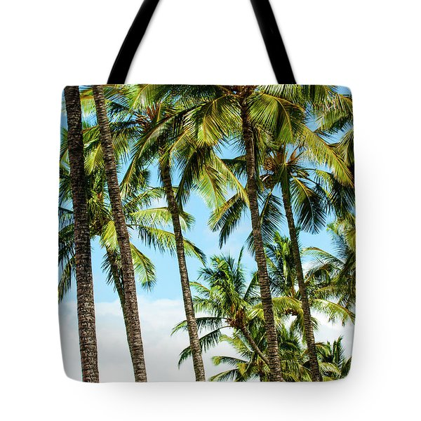Tote Bag featuring the photograph Beautiful Palms Of Maui 16 by Micah May