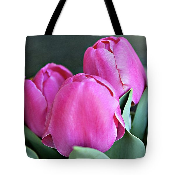 Beautiful Pink Lipstick Tote Bag