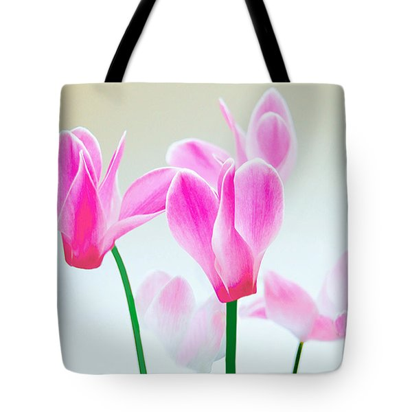 Beautiful Pink Tote Bag