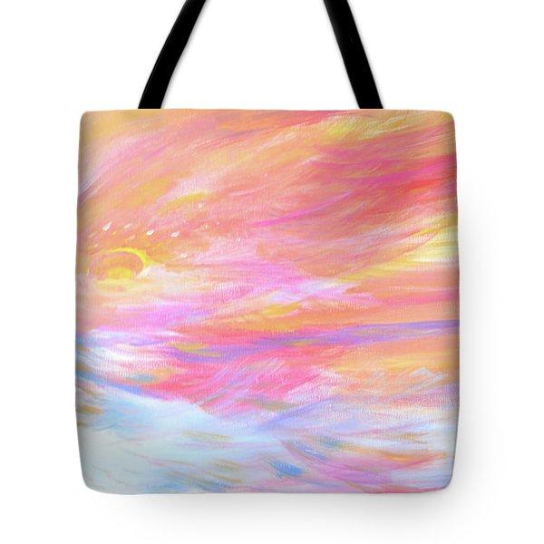 Beautiful Possibilities - Contemporary Art Tote Bag