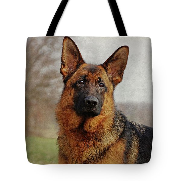 Tote Bag featuring the photograph Beautiful Raven by Sandy Keeton
