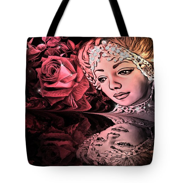 Beautiful Reflections Tote Bag
