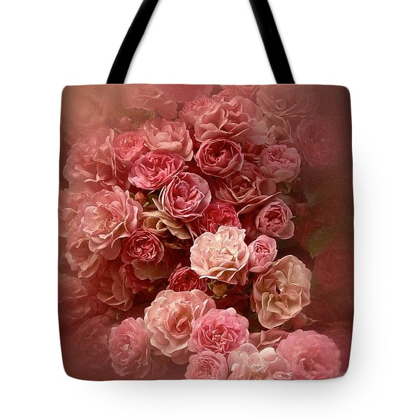Beautiful Roses 2016 Tote Bag