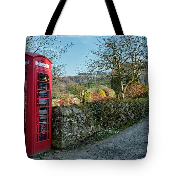Tote Bag featuring the photograph Beautiful Rural Scotland by Jeremy Lavender Photography