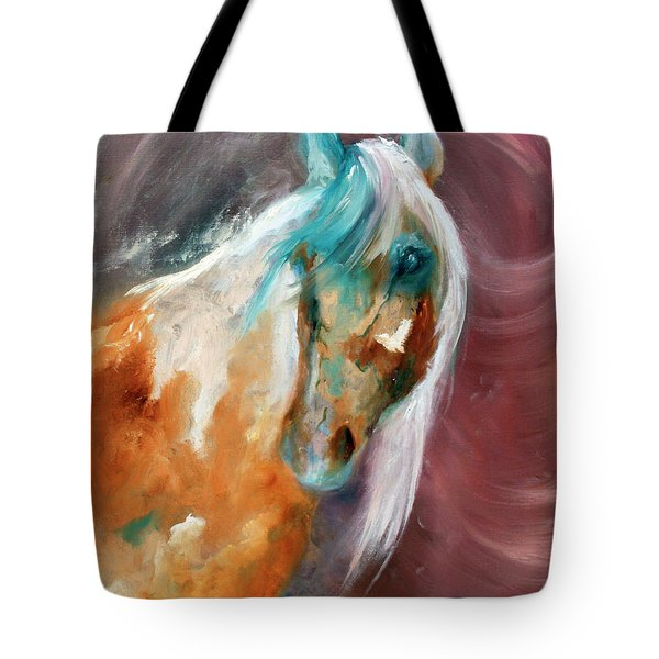 Beautiful Spirit Tote Bag by Barbie Batson
