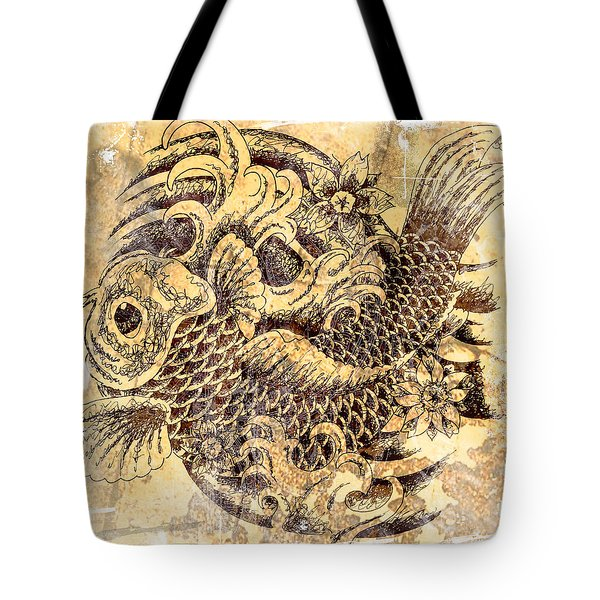 Beautiful Struggle Tote Bag by Maria Arango