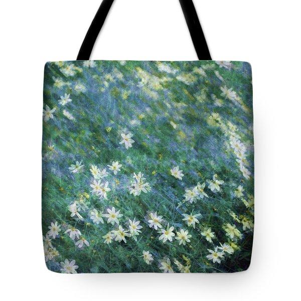 Beautiful Summer Blues Tote Bag by The Art Of Marilyn Ridoutt-Greene