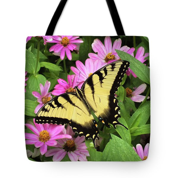 Beautiful Summer Tote Bag
