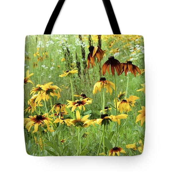 Beautiful The Way It Is Tote Bag by Colleen Williams