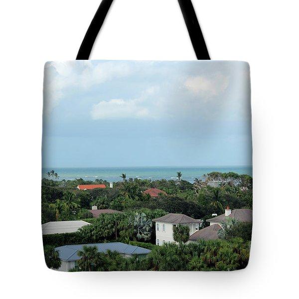 Beautiful Vero Beach Florida Tote Bag