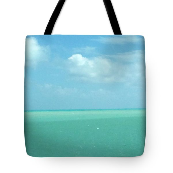Tote Bag featuring the photograph Beautiful Waters by Robin Regan