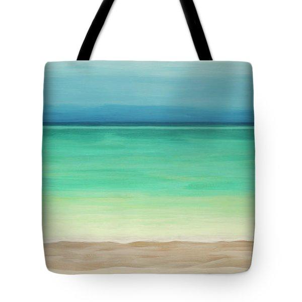 Beautiful Waters Tote Bag